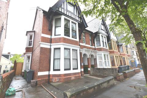 2 bedroom maisonette to rent - Marlborough Road, Cardiff, Caerdydd, CF23