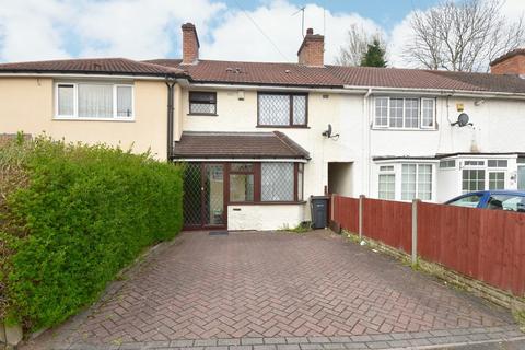 3 bedroom terraced house to rent - Eastham Road, Billesley