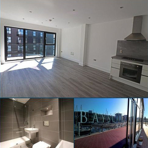 1 bedroom flat for sale - Bayscape, Cardiff Marina, Watkiss Way, Cardiff, CF11