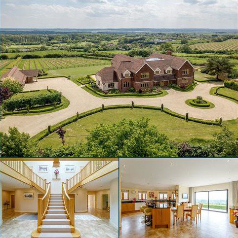 5 bedroom detached house for sale - Great Canney Farm, Hackmans Lane, Purleigh, Chelmsford, CM3