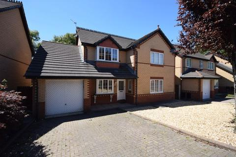 4 bedroom detached house for sale - 16 Briary Way, Brackla, Bridgend, CF31 2PT