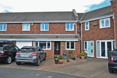 3 bedroom terraced house for sale - Commissioners Wharf, North Shields