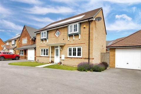 4 bedroom detached house for sale - Parwich Court, Waverley, Rotherham, S60 8AB