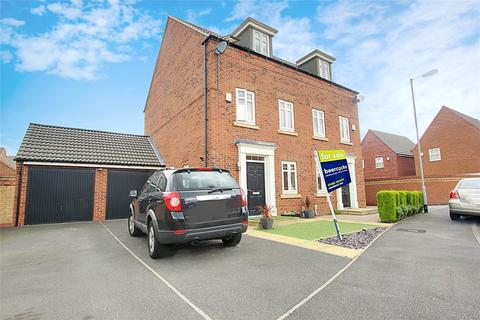 4 bedroom semi-detached house for sale - Ravensbury Park, Kingswood, Hull, East Yorkshire, HU7