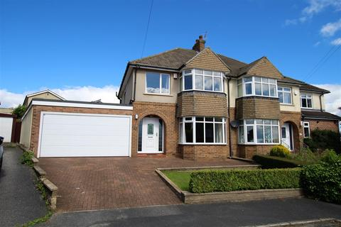 3 bedroom semi-detached house for sale - Lytham Drive, Queensbury, Bradford