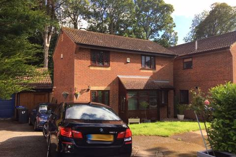 3 bedroom detached house for sale - Ixworth Close, Watermeadow, Northampton