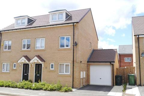 3 bedroom semi-detached house for sale - Lazonby Way, Etal Lane, Newcastle Upon Tyne