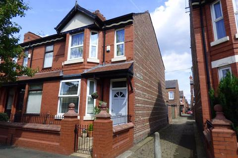 2 bedroom end of terrace house for sale - Alexandra Avenue, Fallowfield, Manchester, M14