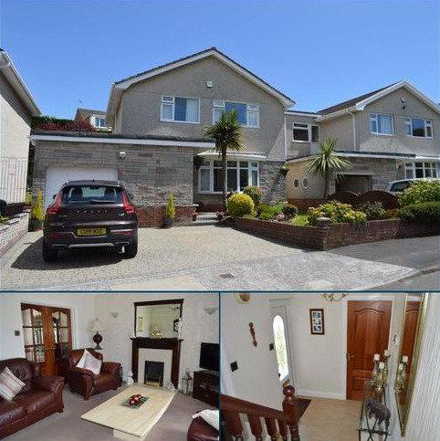 4 bedroom detached house for sale - Royal Oak Road, Swansea, SA2