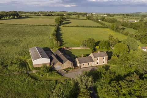 4 bedroom country house for sale - Green Farm, Morley,  Nr Hamsterely