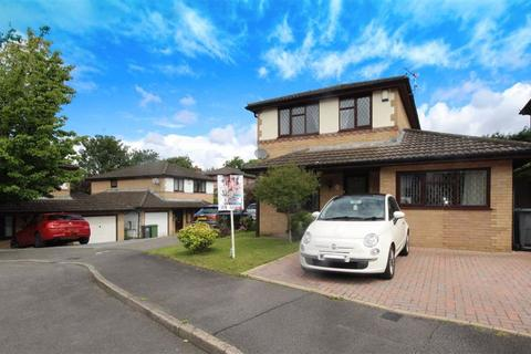 4 bedroom detached house for sale - Llwyn Mallt, Tongwynlais, CARDIFF