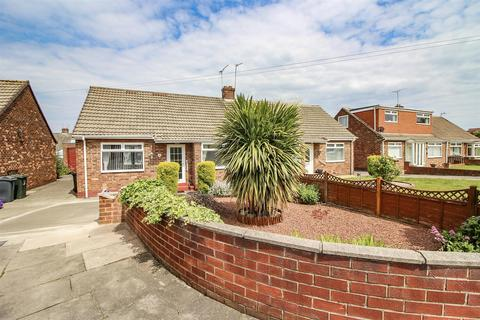 2 bedroom semi-detached bungalow for sale - Dilston Close, Shiremoor, Newcastle Upon Tyne