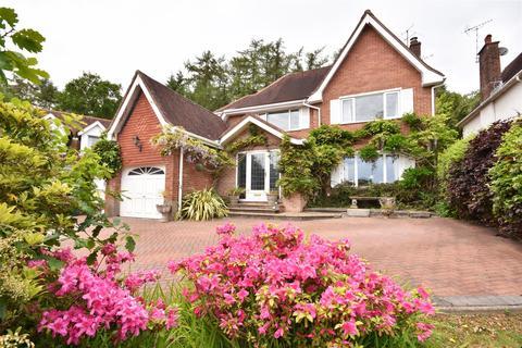 4 bedroom detached house for sale - Willow Brook Gardens, Mayals, Swansea