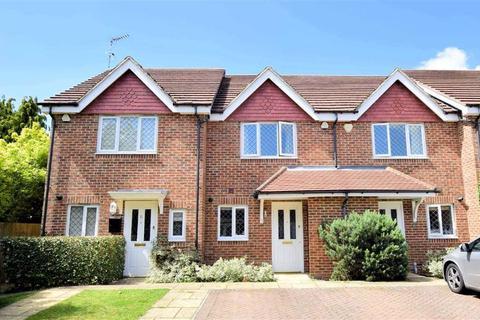 2 bedroom terraced house for sale - Abbottsleigh Gardens, Caversham, Reading