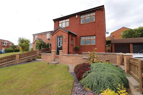 4 bedroom detached house for sale - Nursery Park, Ashington
