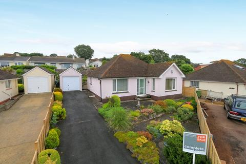 3 bedroom detached bungalow for sale - Churchill Drive, Teignmouth