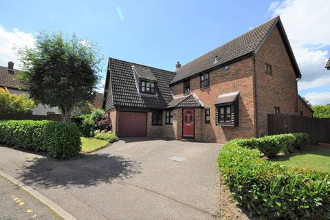 4 bedroom detached house for sale - Redgates Place, Chelmsford, Chelmsford, CM2
