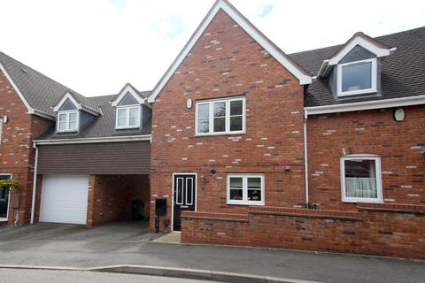 3 bedroom terraced house for sale - Grovefield Crescent, Balsall Common, Coventry