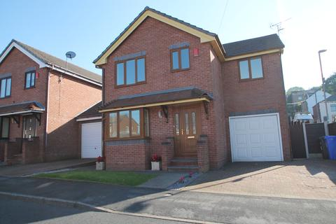 4 bedroom detached house for sale - Forester Drive, Stalybridge, Cheshire SK15