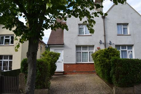 2 bedroom semi-detached house for sale - Kenmuir Avenue, Kingsley, Northampton NN2 7DX