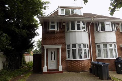 4 bedroom semi-detached house for sale - Pendragon Road, Perry Barr, Birmingham B42