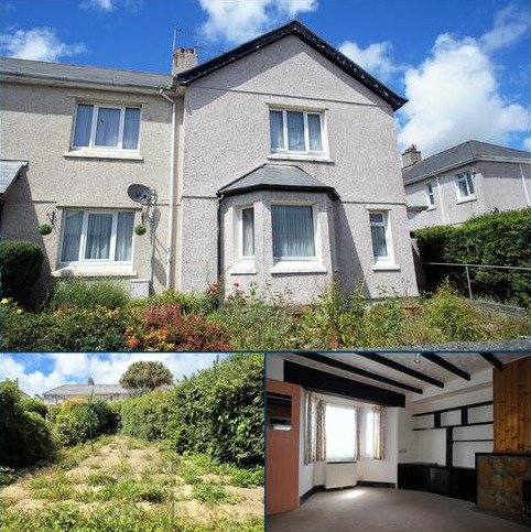 2 bedroom end of terrace house for sale - Penalverne Crescent, Penzance TR18