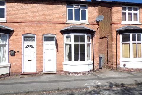 2 bedroom end of terrace house to rent - Grove Avenue, Solihull
