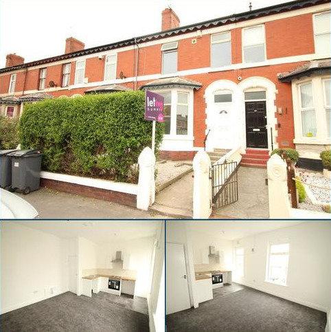 1 bedroom apartment to rent - Egerton Road, Flat 3, Blackpool