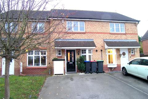 2 bedroom terraced house to rent - Fisher Close, Sutton In Ashfield