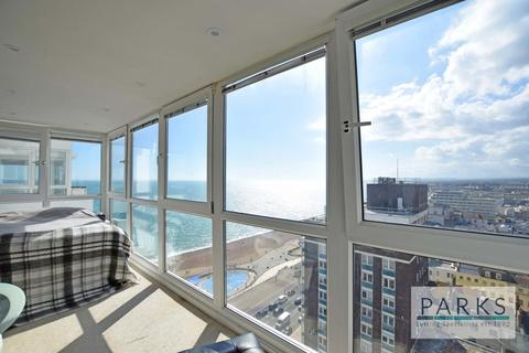 1 bedroom apartment to rent - Bedford Towers, Kings Road, BN1