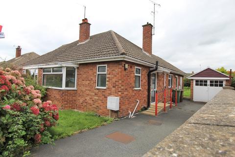 2 bedroom semi-detached bungalow for sale - LECKHAMPTON, GL53