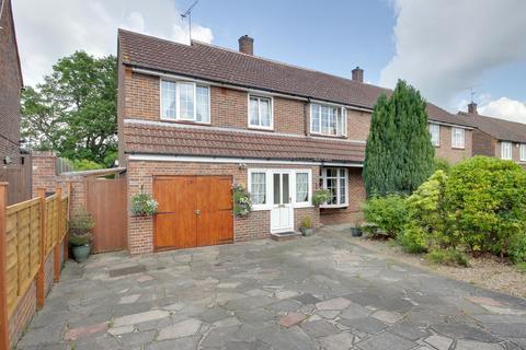 5 bedroom semi-detached house for sale - Tees Drive, Noak Hill, Romford, Essex, RM3
