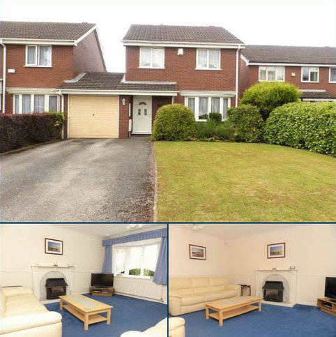 3 bedroom detached house for sale - Dovey Drive, Sutton Coldfield