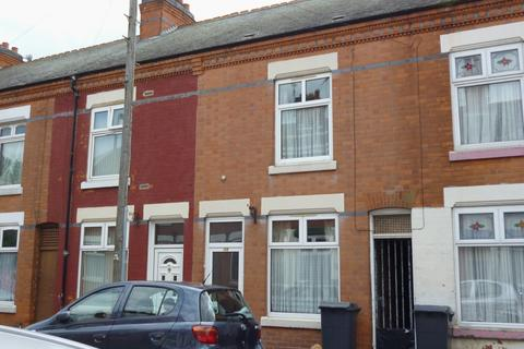3 bedroom terraced house to rent - Moira Street  Leicester