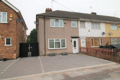 3 bedroom end of terrace house for sale - Thomas Lane Street, Coventry