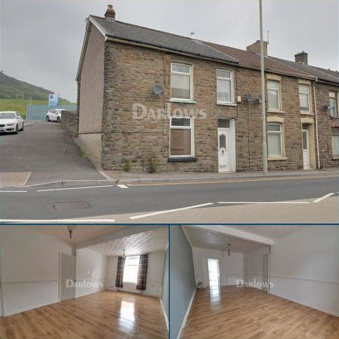 3 bedroom end of terrace house for sale - High Street, Porth