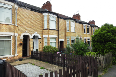3 bedroom terraced house to rent - Chaucer Street, HU8