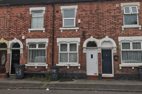 2 bedroom terraced house to rent - Haywood Street Shelton Stoke On Trent Staffordshire