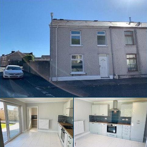 3 bedroom end of terrace house for sale - Hopkin Street, Port Talbot, Neath Port Talbot.