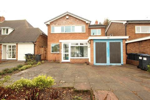 3 bedroom detached house to rent - Quinton Road, Harborne, Birmingham, B17 0RB