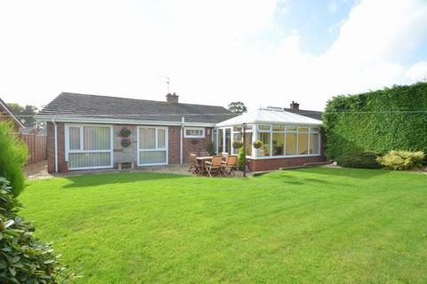 3 bedroom detached bungalow for sale - WILLAND -  VERY LARGE CONSERVATORY