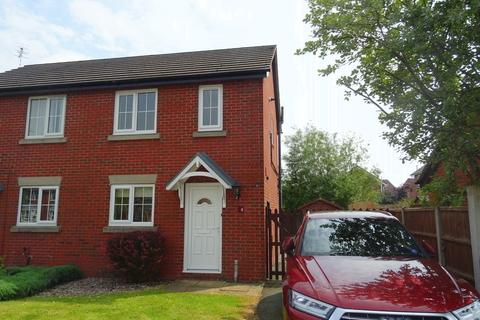 2 bedroom semi-detached house to rent - 4 Epsom Close, Oswestry