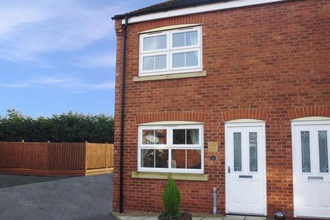 2 bedroom semi-detached house to rent - Mercury Close, North Hykeham