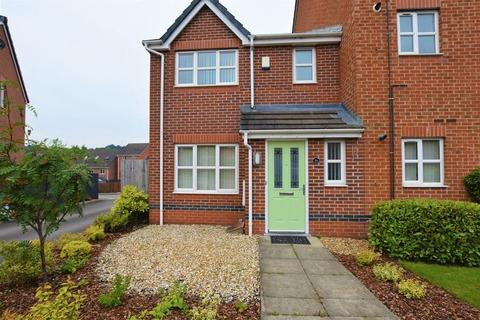 3 bedroom semi-detached house to rent - Blithfield Way, Norton Heights