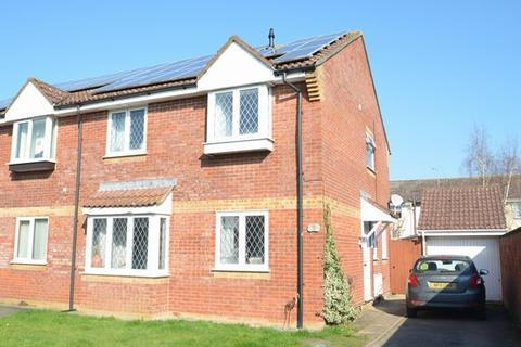 4 bedroom semi-detached house for sale - CULLOMPTON - 4 BEDROOM FAMILY HOME