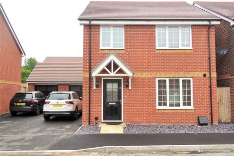 4 bedroom detached house for sale - Barton Drive, Knowle, Solihull, West Midlands, B93