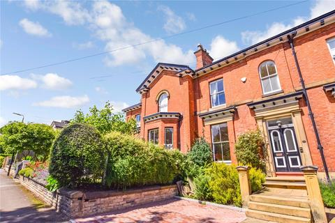 4 bedroom terraced house for sale - The Mount, Altrincham, Cheshire, WA14