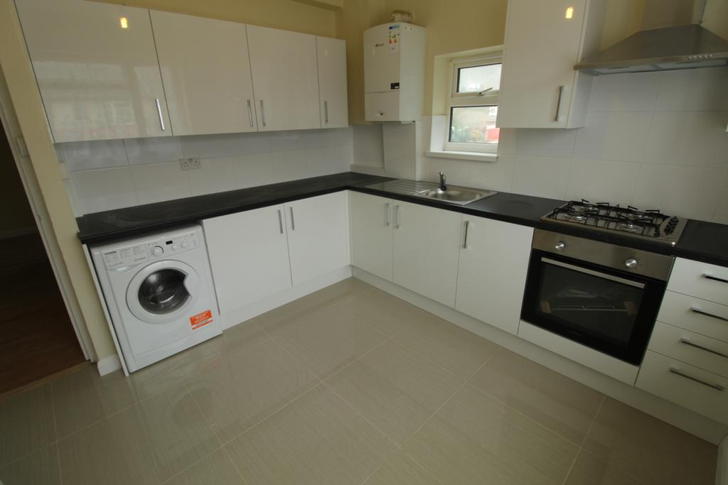 Newly Renovated Two Bedroom flat in North Wembley