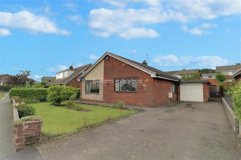 3 bedroom bungalow for sale - The Bank, Scholar Green