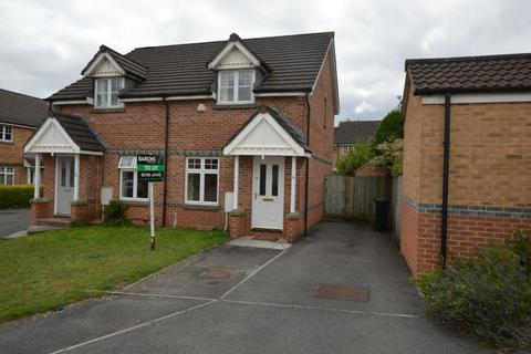 2 bedroom semi-detached house to rent - Westbury View, Peasedown St John, Bath, BA2